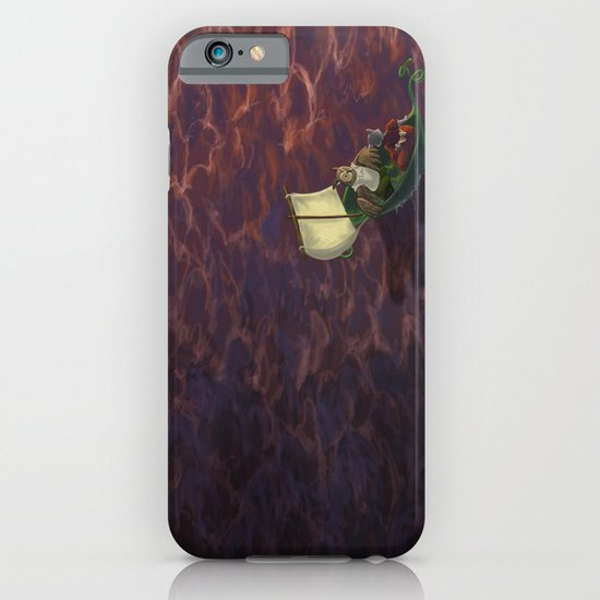 They Went To Sea iPhone & iPod Case