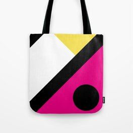 Fox Face Pink Tote Bag