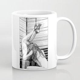 asc 685 - Les jambes en l'air (Tonight so high with you) Coffee Mug