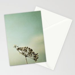 Une histoire d'hiver Stationery Cards