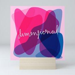 49/100 Mini Art Print