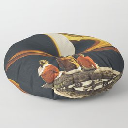 Planetary Floor Pillow