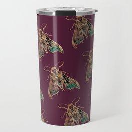 Sphinx Moth Travel Mug