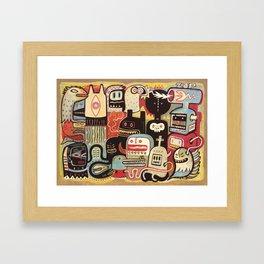 Convertisseur Framed Art Print