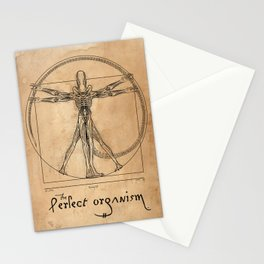 Perfect Organism Stationery Cards