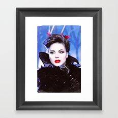 Evil Regal Framed Art Print