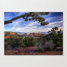 Red Rock Country - Arizona Canvas Print