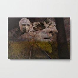 abstarct art Metal Print