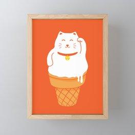 Hi5 Happiness Framed Mini Art Print