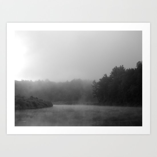 Daybreak Tranquility Art Print