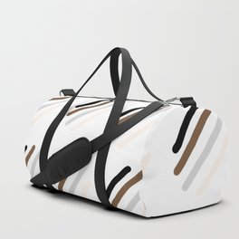 These Lines Are Diagonal and Boyish Duffle Bag