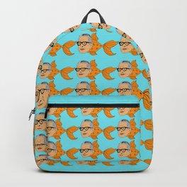 Jeff Goldfish Backpack