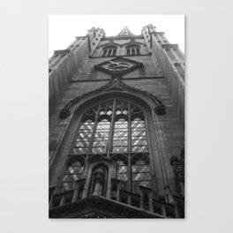 Trinity Church Tower Canvas Print