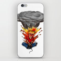 Intense Gamer iPhone & iPod Skin