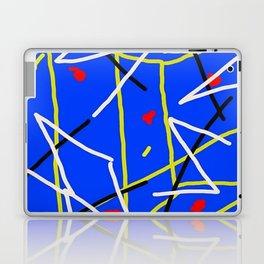 Electric Midnight Laptop & iPad Skin