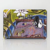 perfume iPad Cases featuring Perfume by Carol Love