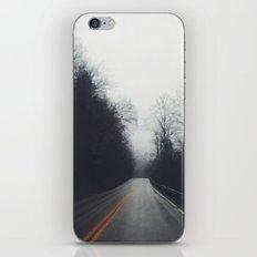 Quiet Drive iPhone & iPod Skin