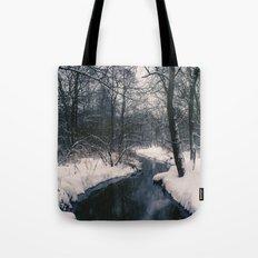 Almost frozen Tote Bag