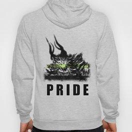 Agender Pride Demon Hoody