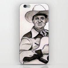 Gene Autry iPhone & iPod Skin