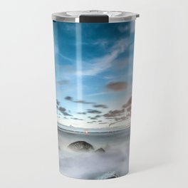 Above the mountines Travel Mug