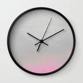 Thin Air Wall Clock
