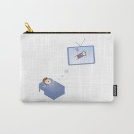 Who manages your dreams? Carry-All Pouch