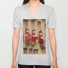 Pinocchio Pinocchio Unisex V-Neck