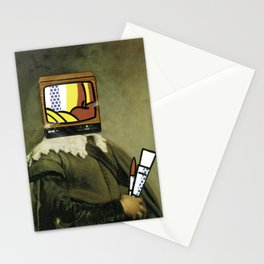 I saw Velazques paint Stationery Cards