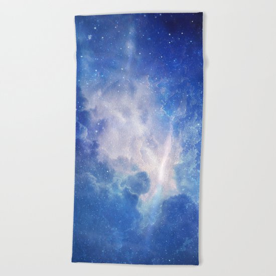 The Universe Calling Beach Towel