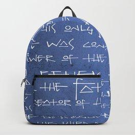 Apostles Creed Backpack