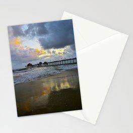 HB Sunsets  5/7/15   Huntington Beach, CA Stationery Cards