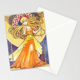 Princess Venus Stationery Cards