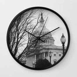 US Capitol Wall Clock