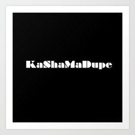 Kasah Art Print