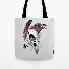 DARK WRITER Tote Bag