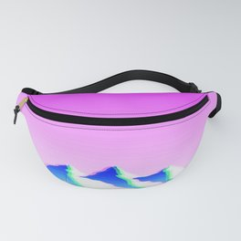 Mountain Aesthetic 1 Fanny Pack