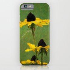 Brown Eyed Susans iPhone 6s Slim Case