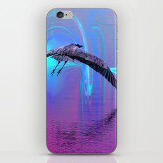 Into The Lagoon iPhone & iPod Skin