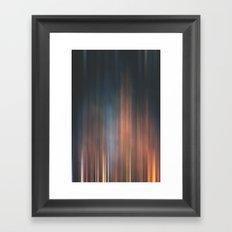 Cathedral of Light Framed Art Print