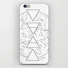 Celestial Alchemical Earth iPhone & iPod Skin