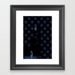 Double Dare Framed Art Print