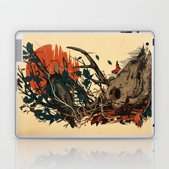 Dominate Laptop & iPad Skin