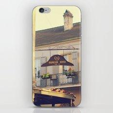 Napoleon Corner iPhone & iPod Skin