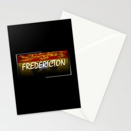 Fredericton Stationery Cards