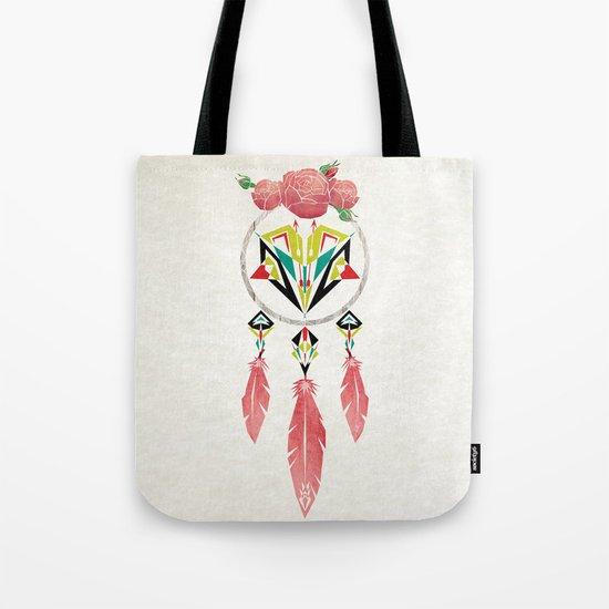 dream flowers Tote Bag