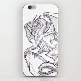 The Nightstalker iPhone Skin