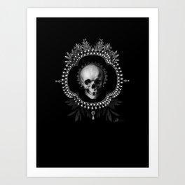 Renaissance Noir III Art Print