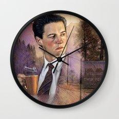 Twin Peaks , Agent Cooper Wall Clock
