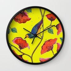bohobirdie Wall Clock